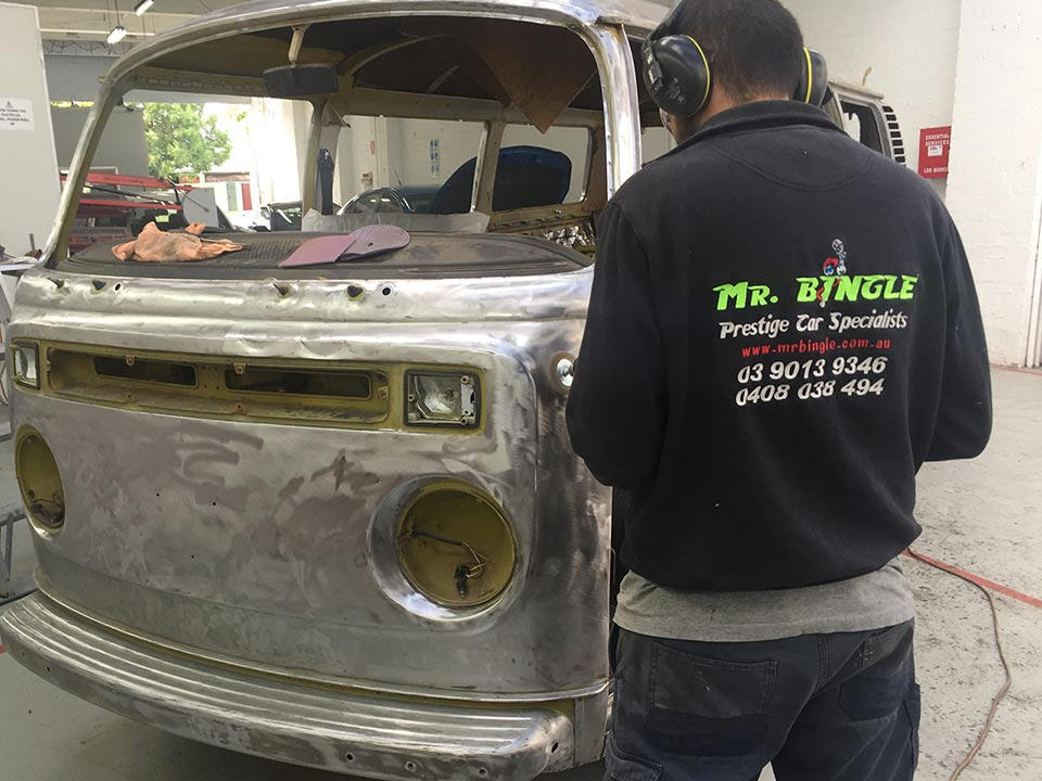 Luxury Car Restoration South Melbourne