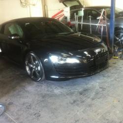 Audi Car Smash Repair Service Melbourne