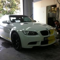 BMW Car Scratch Removal Melbourne