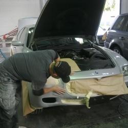 Car Bumper Repairs South Melbourne