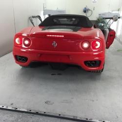 Ferrari Car Repair Melbourne